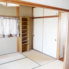 綺麗に使用された和室