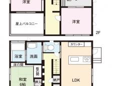 倉敷市児島小川 2370万円